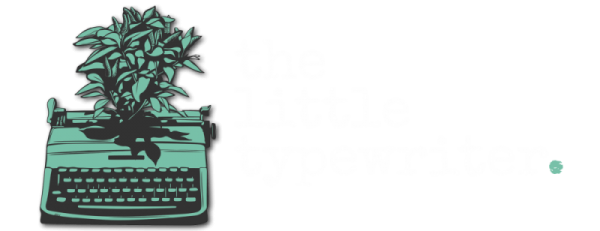 the little typewriter is a creative Perth copywriter